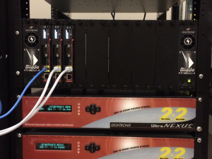 ACTV Electronics Rack